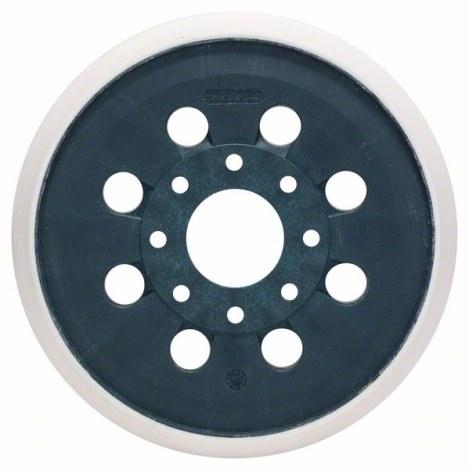 Šlifavimo padas ekscentr. šlifuokliui Bosch; Ø125 mm; kietas; įrankiui GEX 125-1 AE