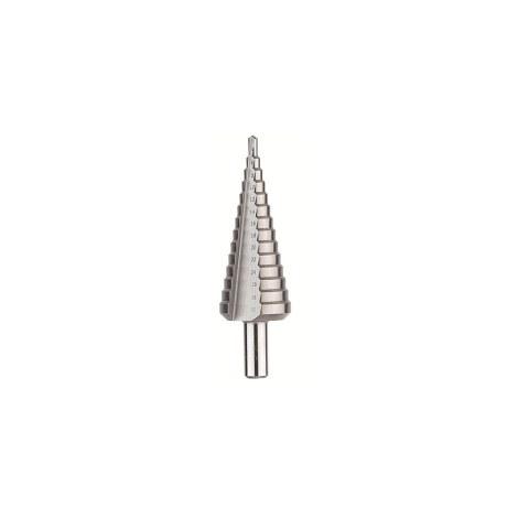 Pakopinis grąžtas Diager; HSS; 4-30x100 mm
