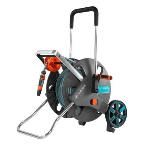 Laistymo žarnos vežimėlis Gardena AquaRoll L Easy;50 m; 13 mmsu laistymo žarna