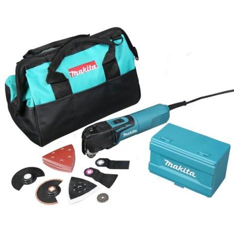 Daugiafunkcinis įrankis Makita TM3010CX13 + priedai