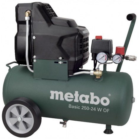Kompresorius Metabo Basic 250-24 W OF