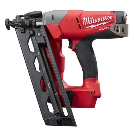 Viniakalė Milwaukee M18 CN16GA-0X; 18 V (be akumuliatoriaus ir pakrovėjo)