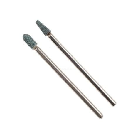 Silicio karbido šlifavimo akmuo Proxxon; Ø2-2,5 mm; 2 vnt.