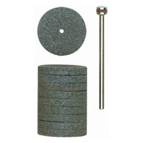 Silicio karbido šlifavimo akmuo Proxxon; Ø22 mm; 10 vnt.