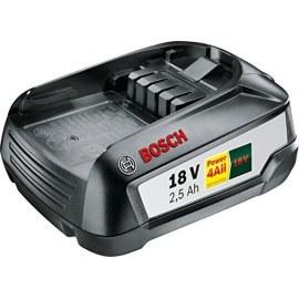 Akumuliatorius Bosch PBA 18; 18 V; 2,5 Ah; Li-lon