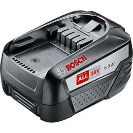 Akumuliatorius Bosch PBA 18; 18 V; 6,0 Ah; Li-lon