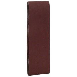 Šlif. juosta juostiniam šlifuokliui; Best for Wood; 75x533 mm; K180; 3vnt.