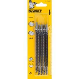 Pjūkleliai siaurapjūkliui DeWalt T344DP; 5 vnt.