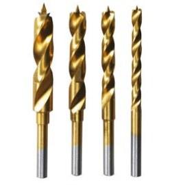 Medienos grąžtų rinkinys Dremel 636, 3, 4, 5, 6 mm