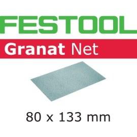 Šlifavimo tinklelis Festool STF 80x133 mm; P80; 50 vnt.