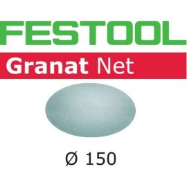 Šlifavimo tinklelis Festool STF 150 mm; P220; GR; 50 vnt.
