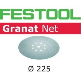Šlifavimo tinklelis Festool STF 225 mm; P80; GR; 25 vnt.