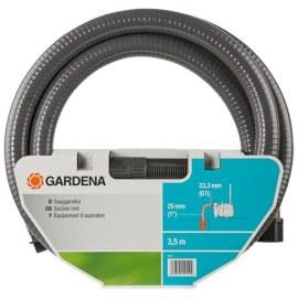 Siurbimo žarna vandens siurbliams Gardena 01411-20; 3,5 m