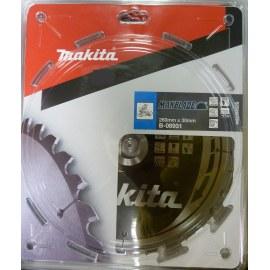 Pjovimo diskas medienai Makita; 260x2,3x30,0 mm; Z32; 5°