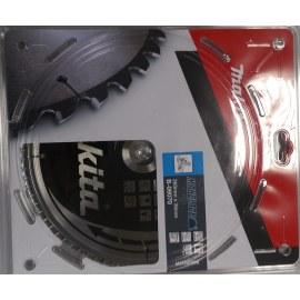 Pjovimo diskas medienai Makita MAKBLADE; 260x2,3x30,0 mm; Z80; 5°