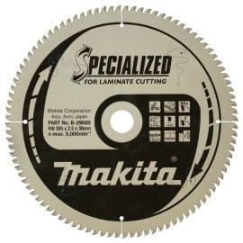 Pjovimo diskas laminatui Makita; Ø305 mm