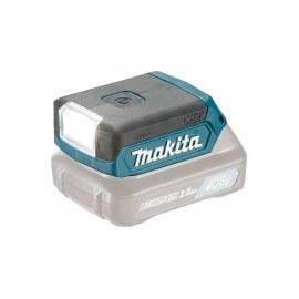 Akumuliatorinis prožektorius Makita DEAML103 LED; 10,8 V (be akumuliatoriaus ir pakrovėjo)