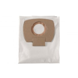 Medžiaginiai maišeliai dulkių siurbliui Metabo ASA 25/30 L PC/INOX; 5 vnt.