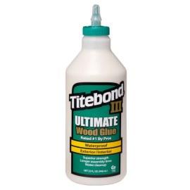 Klijai medienai Titebond III Ultimate; 948 ml