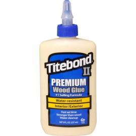 Klijai medienai Titebond II Premium; 237 ml