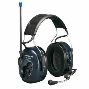 Apsauginės ausinės 3M Peltor Lite-Com Basic; 32 dB; mėlynos