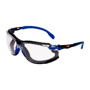 Apsauginiai akiniai 3M Solus; skaidrūs