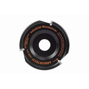 Medienos drožimo diskas kampiniams šlifuokliams Arbortech Industrial Woodcarver