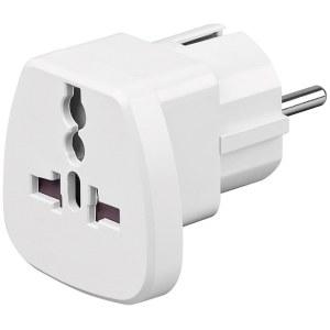Adapteris elektros tinklui iš UK į EU
