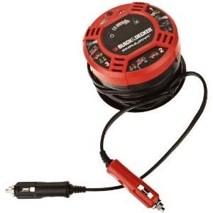 Automobilių užvedimo prietaisas Black&Decker BDBBC2C, iš 12 V į 12 V