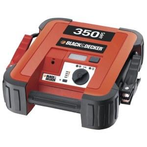 Nešiojamas automobilių užvedimo įrenginys Black & Decker BDJS350, 12 A
