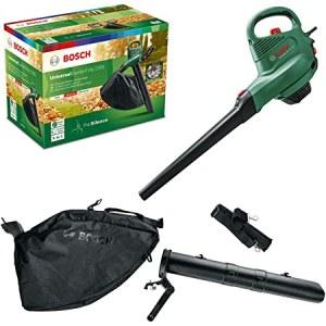 Elektrinis lapų siurblys Bosch GardenTidy 2300