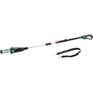 Aukštapjovė Bosch Universal Chain Pole 18; 18 V (be akumuliatoriaus ir pakrovėjo) (pažeista pakuotė)