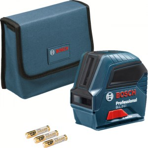 Kryžminis lazerinis nivelyras Bosch GLL 2-10