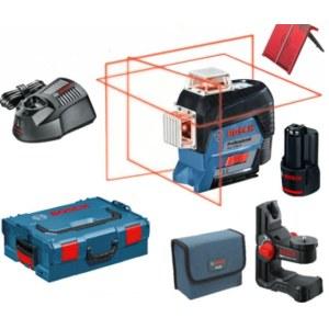 Lazerinis nivelyras Bosch GLL 3-80 C + BM 1 + L-Boxx