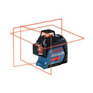 Lazerinis nivelyras Bosch GLL 3-80