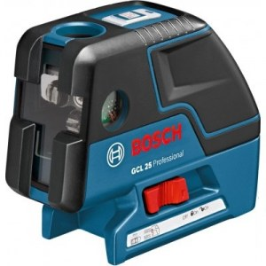 Lazerinis nivelyras Bosch GCL 25