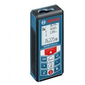 Lazerinis atstumų matuoklis Bosch GLM 80 Professional (pažeista pakuotė)