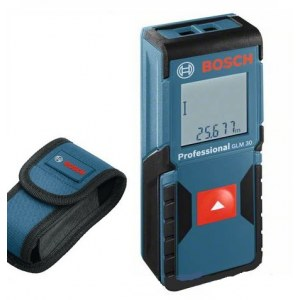 Lazerinis atstumų matuoklis Bosch GLM 30