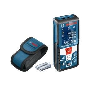 Lazerinis atstumų matuoklis Bosch GLM 50 C su Bluetooth® jungtimi