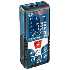 Lazerinis atstumų matuoklis Bosch GLM 50 C su Bluetooth® jungtimi, 0601072C02