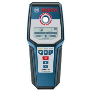 Metalo ir medienos ieškiklis Bosch GMS 120 Professional