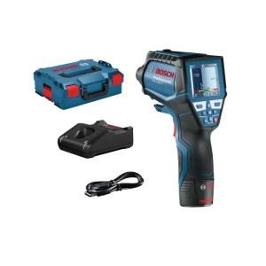Skaitmeninis termovizorius – drėgmėmatis Bosch GIS 1000 C Professional; 1x1,5 Ah; akum.