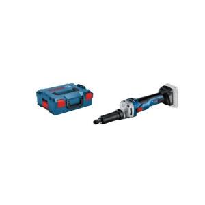 Tiesinis šlifuoklis Bosch GGS 18V-10 SLC; 18 V; (be akumuliatoriaus ir pakrovėjo); + L-BOXX