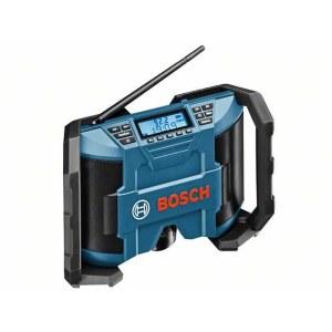 Radijo imtuvas Bosch GPB 12V-10; 12 V (be akumuliatoriaus ir pakrovėjo)
