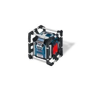 Pakrovėjas-radijas Bosch GML 50; 14,4-18V; Li-lon
