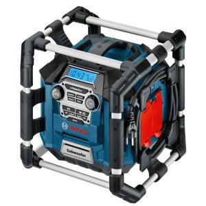 Radijo imtuvas Bosch GML 20 Profesional (be akumuliatoriaus ir pakrovėjo)