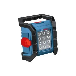 Akumuliatorinis prožektorius Bosch GLI 18V-1200 C Bluetooth; 18 V (be akumuliatoriaus ir pakrovėjo)
