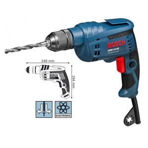 Elektrinis gręžtuvas Bosch GBM 10-2 RE Professional