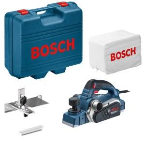 Elektrinis oblius Bosch GHO 26-82 D + lagaminas