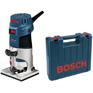 Kantų freza Bosch GKF 600 Professional; 600 W